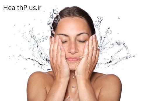 پوست صورت خود را مهربانتر بشویید