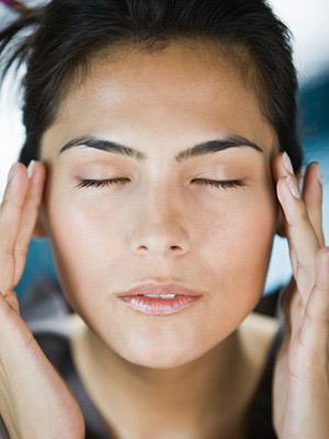 درمان سریع سردرد در ۲ دقیقه