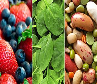 ۷ ماده غذایی را بعد از ۵۰ سالگی فراموش نکنید!