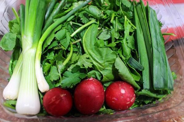 سبزی خوردن چه فوایدی دارد؟