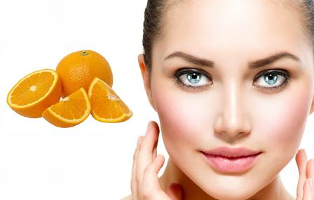 تاثیر ویتامین c بر پوست و زیبایی