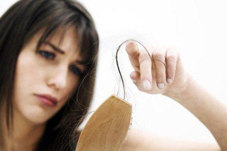 رژیم غذایی سالم برای مبارزه با ریزش مو