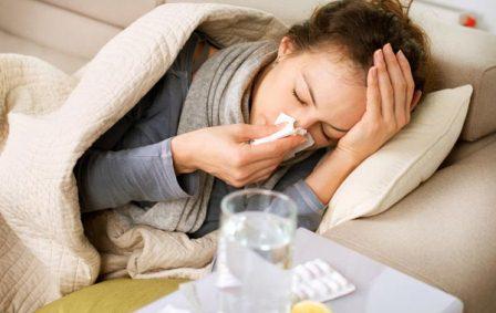 بیماری های شایع فصل سرما
