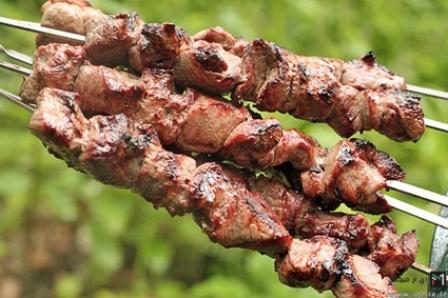 اصول کباب کردن گوشت