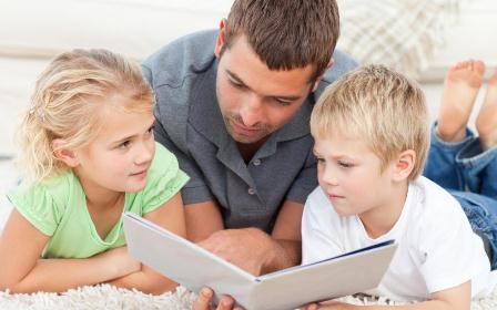 نکاتی درباره کتابخوانی کودکان