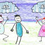 نمادهای اصلی اندام ها در نقاشی کودکان
