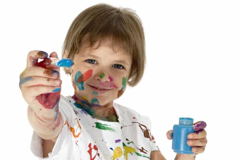 بازی هایی برای مقابله با کمرویی کودکان