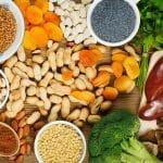منابع گیاهی سرشار از آهن