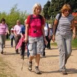 فواید پیاده روی در کاهش وزن