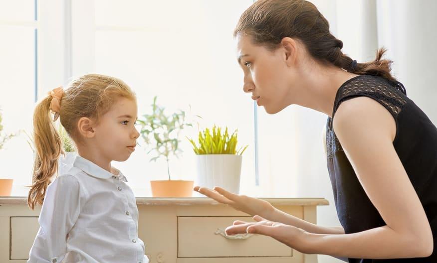 روش های صحیح تنبیه کودک