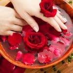 فواید نوشیدن گلاب