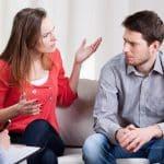 علت رفتارهای تهاجمی میان همسران