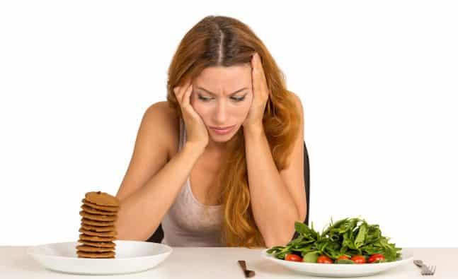 بررسی رژیم غذایی در  افسردگی