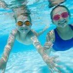 راههای مراقبت از پوست و مو در شنا