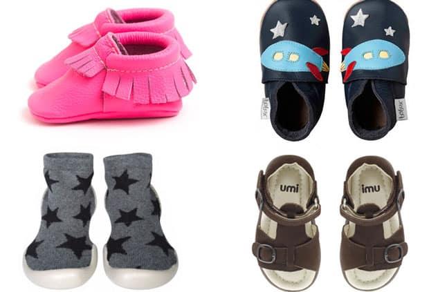 شش نکته ی مهم برای خرید کفش کودک