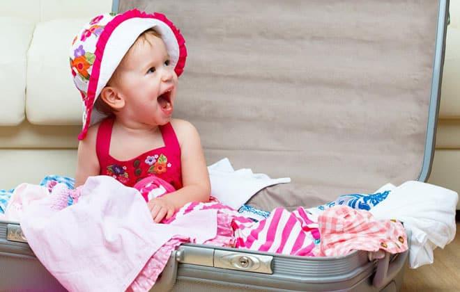 انواع بیماری های کودکان در سفر
