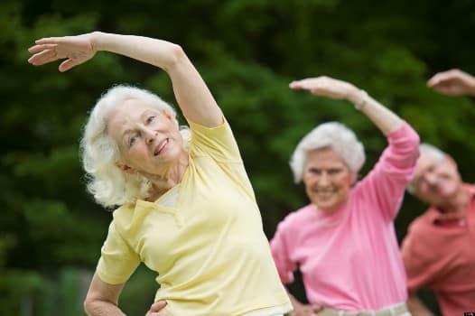 نکاتی برای ورزش کردن زنان بالای ۴۰ سال