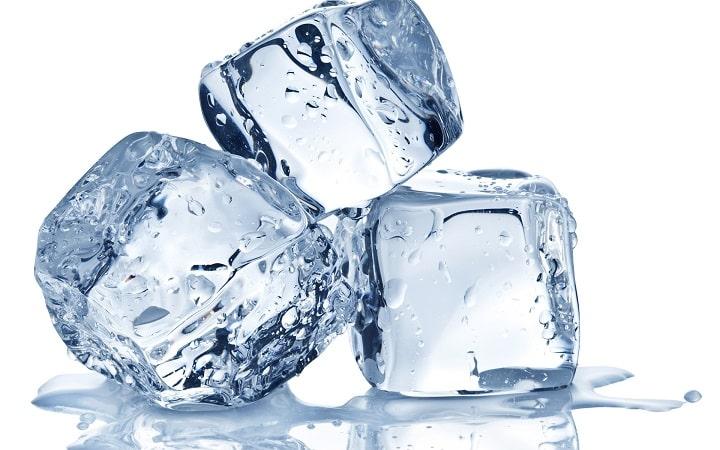 سه کارکرد یخ برای لاغری