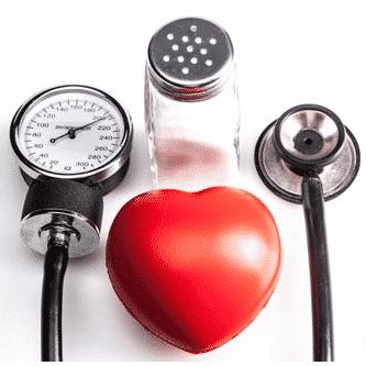 رژیم غذایی افراد با فشار خون بالا
