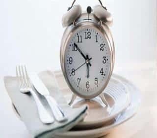 برنامه غذایی