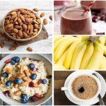 ۷ ماده غذایی برای افزایش اثربخشی تمرینات ورزشی