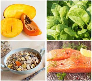 ۴ گزینه غذایی برای بهبود سلامت چشم