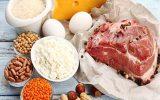 مصرف زیاد پروتئین