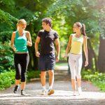 اثرات پیاده روی بر سلامت روحی بدن