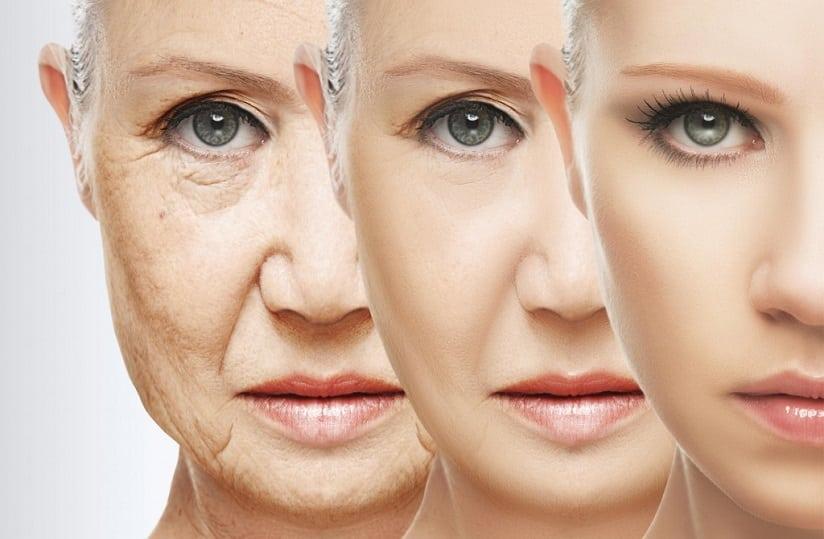 ویتامین های ضد پیری پوست