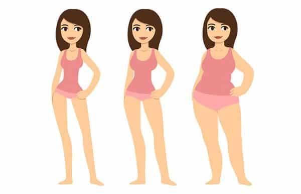 سه نوع بدن برای رژیم لاغری داریم اکتومورف، مزومورف و اندومورف